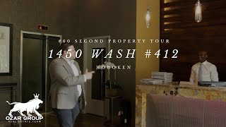 #60SecondPropertyTour - Luxury Living at 1450 Washington St, Hoboken