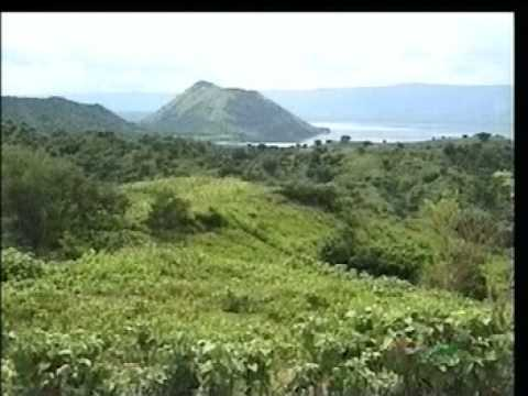 Philippines spectacular Taal volcano tour to the top