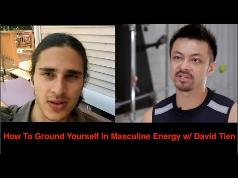 Masculine Energy Expert David Tien Shares Tips On Seduction