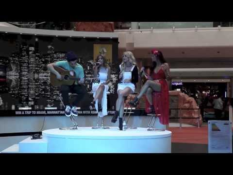 The Dolly Rockers - Love Strung at Westfield