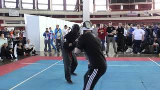 Чемпионат Европы по спортивному ножевому бою 2015