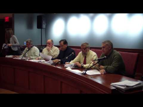 Quincy Zoning Board - January 10, 2017 - part 1 of 2