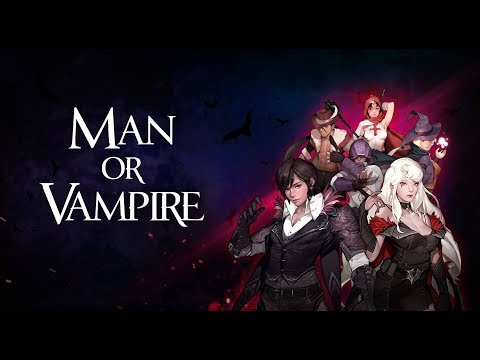 Man Or Vampire: To Bite Or Not To Bite | Cool Tactical RPG