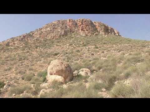Volcanes de Almería: El Hoyazo de Níjar
