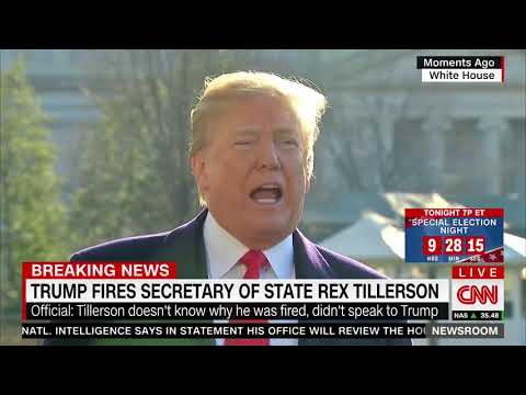 Trump: We will condemn Russia if they were responsible for nerve agent attack in UK