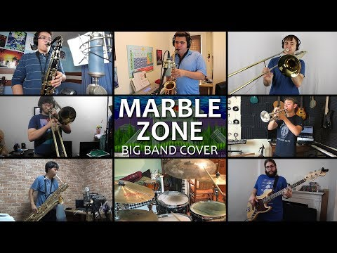 Sonic the Hedgehog (1991): Marble Zone - Big Band Jazz Cover by Charles Ritz