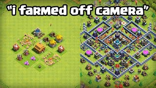 clash of clans lets plays be like
