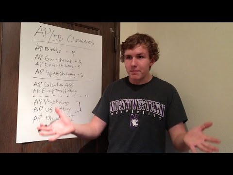 AP Classes: I made a mistake. Applying to Colleges #7