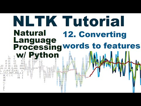Words as Features for Learning - Natural Language Processing With Python and NLTK p.12