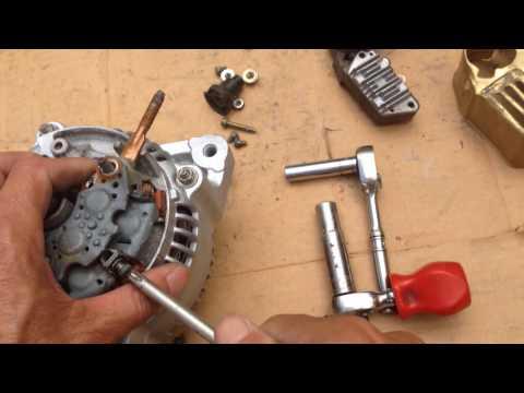 sebring  battery  alternator replace doovi