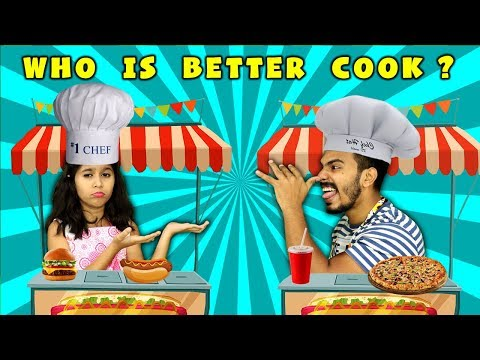 Who Is Better Cook ? Snacks Corner War Funny Kids Video & Moral Story  | Pari's Lifestyle