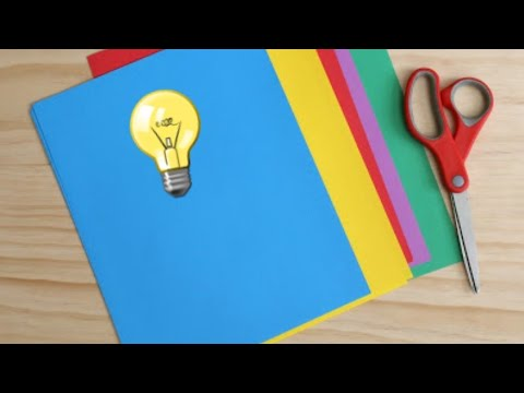4 Wall Hanging Craft Ideas-Home Decorating Ideas-Paper Craft Easy