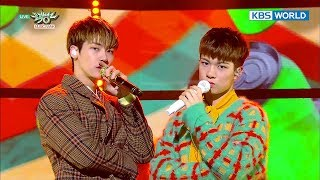 N.Flying - In The Alley / Hot Potato  | 엔플라잉 - 골목길에서 / 뜨거운 감자 [Music Bank COMEBACK / 2018.01.05]