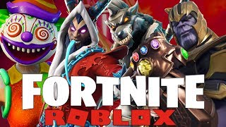 FORTNITE BATTLE ROYALE ROBLOX EDITION | Roblox Adventures - Roblox Gameplay