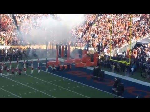 Broncos Intro SB50!