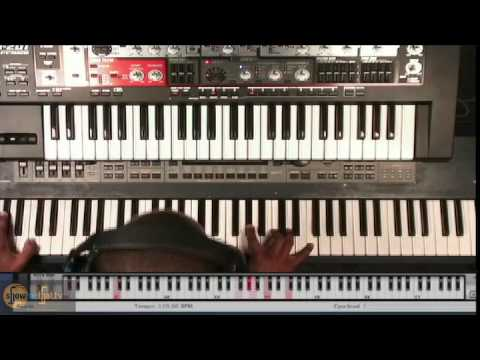 Advanced Piano Voicing with justin Gilbert