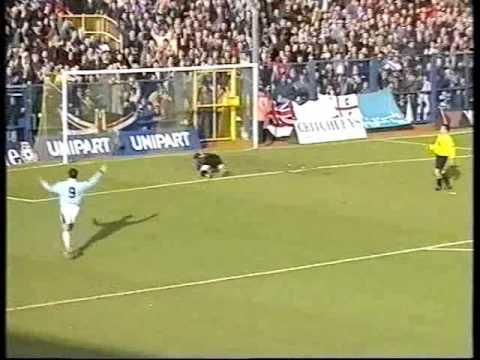 Oxford United v Manchester City 96/97 - YouTube
