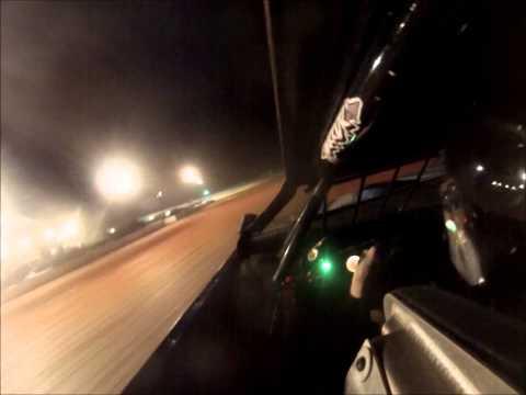 Wil Herrington Qualifying Cochran Motor Speedway