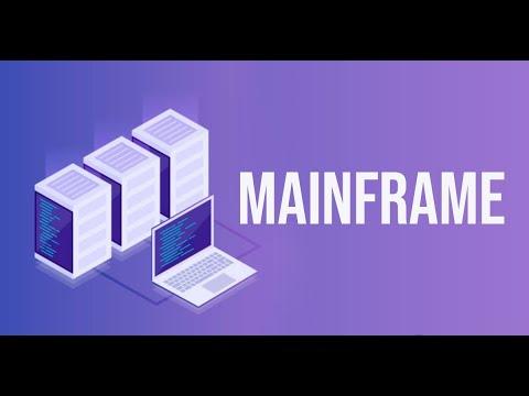 MainFrames  Online Training Session 1