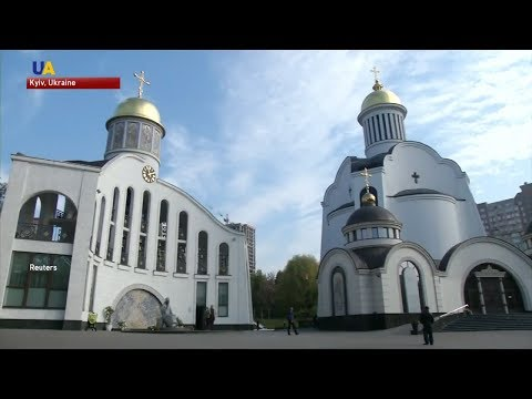 Ukraine Anticipating the Unification of the Ukrainian Orthodox Churches