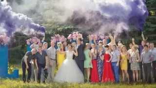 Свадьба Виктора и Юлии 6 июня 2014 года
