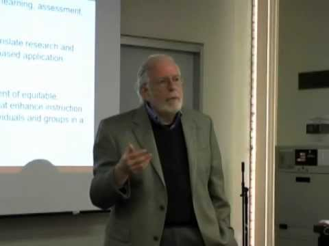 Dr Richard Clark at USC CCT 2008 on Non-Conscious Knowledge and CTA
