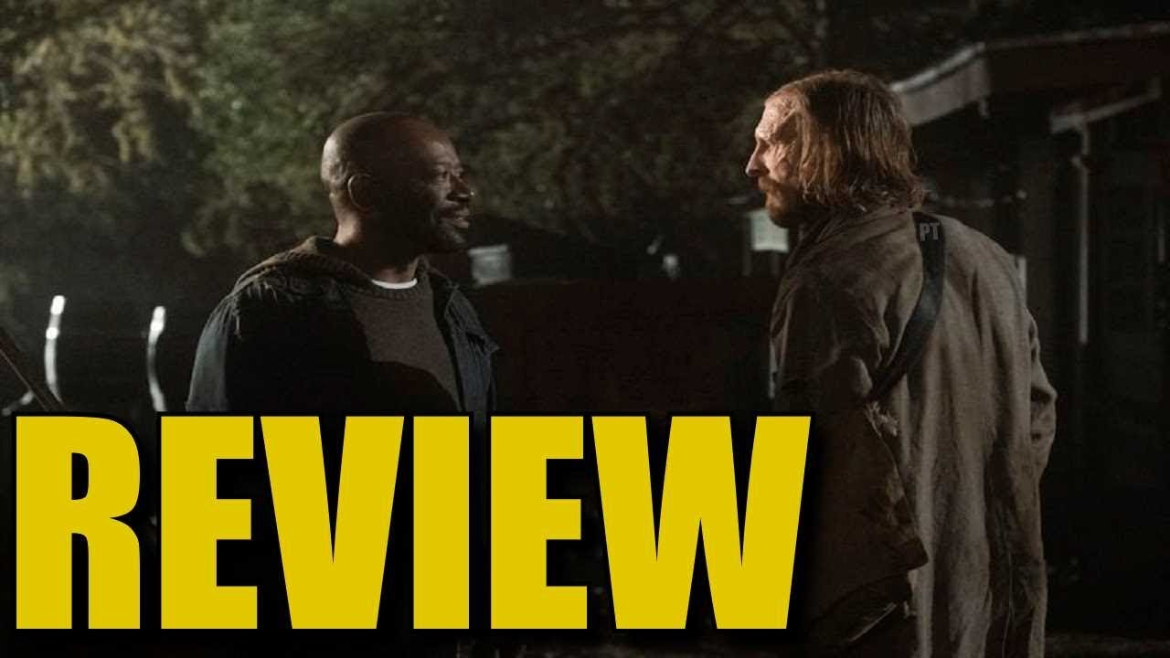 Fear The Walking Dead Season 5 Episode 3 Review - Glad To See Dwight