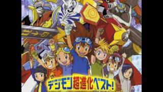 digimon 02- DNA evolution theme