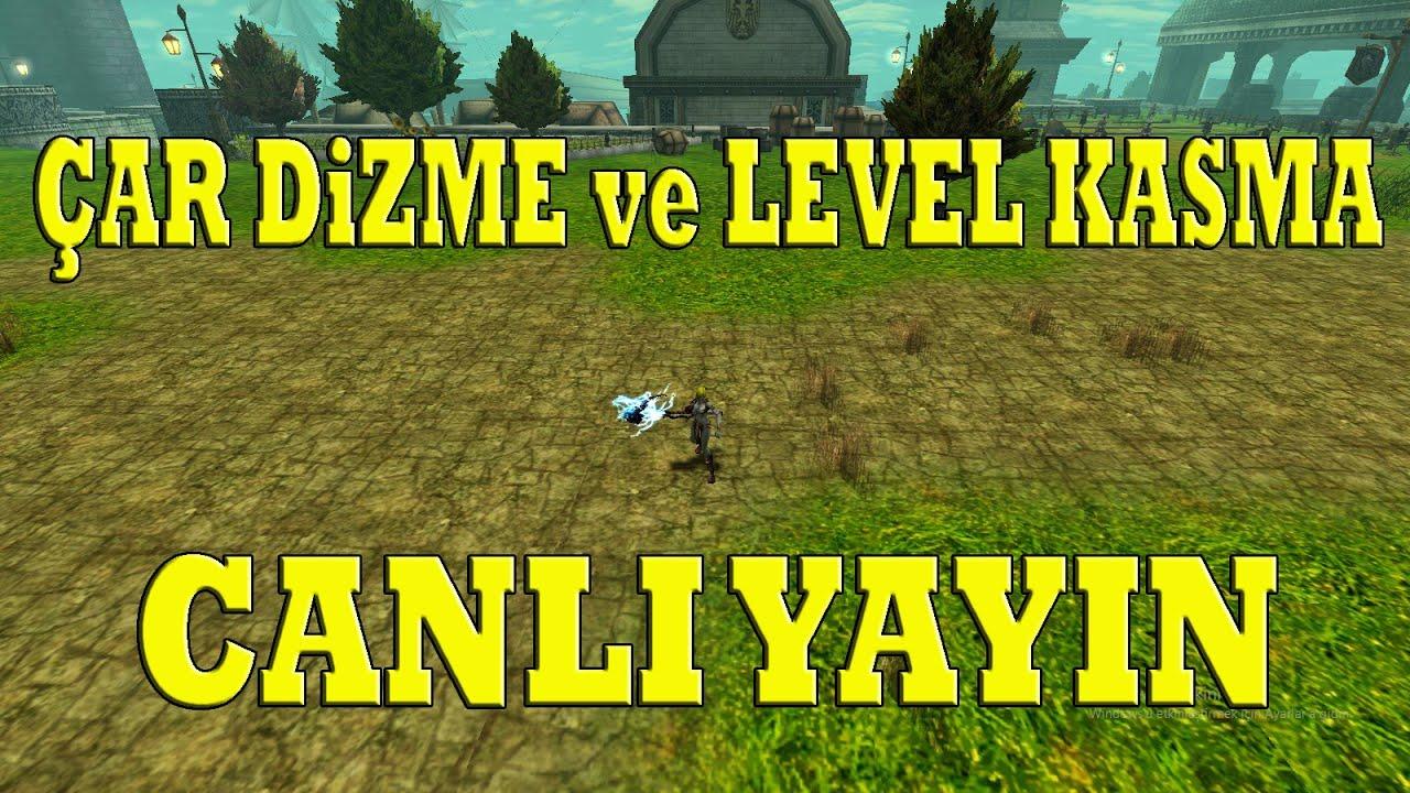 Knight Online Vega   Kasıyoruz   Battle Priest Farm, Çar Dizme, Level Kasma