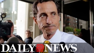 Child porn charges still loom for Anthony Weiner, prosecutors say