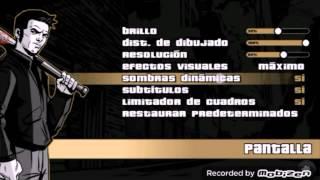 Activar las claves y la luz gta 3/DragonBall Droid