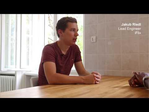 Rokk3r Labs Global Entrepreneurship Series: Jakub Riedl, Entrepreneur and iFlix Lead Engineer