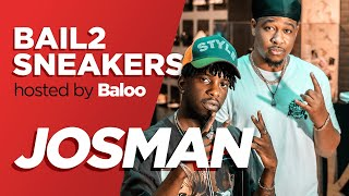 JOSMAN - Bail 2 Sneakers