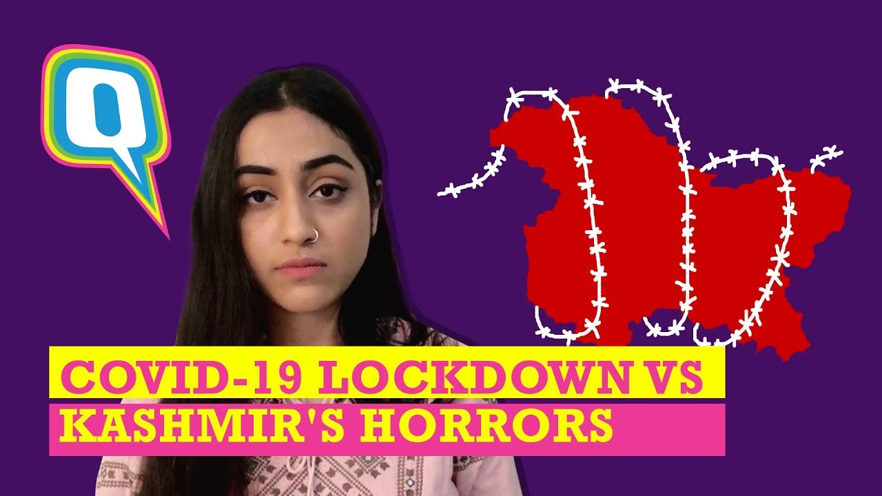 COVID-19 Lockdown Is Not The Same As That Of Kashmir, Stop Comparing | The Quint