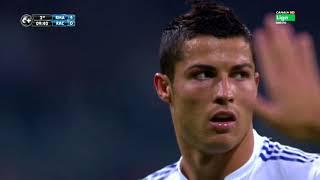 Cristiano Ronaldo vs Racing Santander H 10 11 HD 720p by MemeT