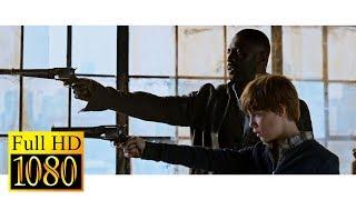 Стрелок учит Джейка стрелять. Кредо стрелка. Сцена в оружейном магазине - Тёмная башня. 2017. HD