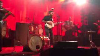 The Avett Brothers Sheboygan, WI 11/8/2015. Satan Pulls The Strings