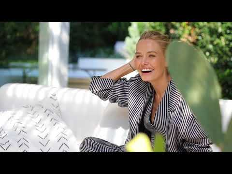 Behind The Scenes With Lara Worthington For GRACE Magazine