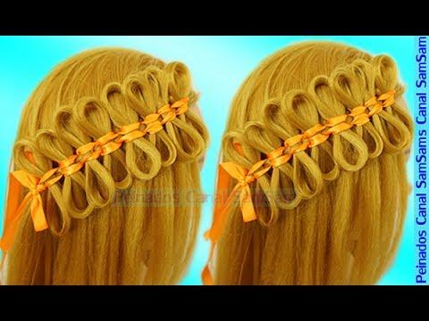 Como hacer peinados faciles y bonitos trenzas faciles y bonitas 5peinados canal samsam youtube - Como hacer peinados faciles y bonitos ...
