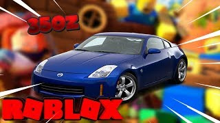 I BOUGHT a NISSAN 350z ON ROBLOX