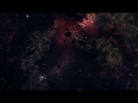 Battle Galactica Deadlock Ghost Fleet Offensive Gameplay (PC Game)  