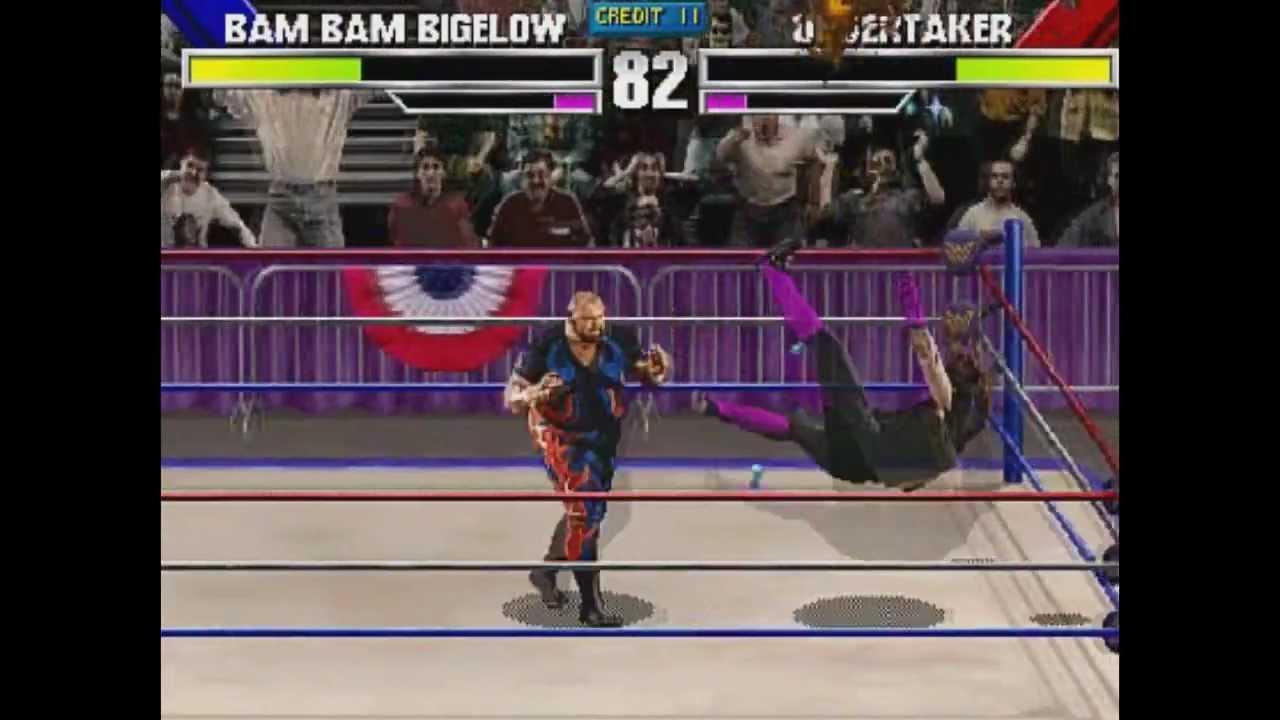 Wwf whooty wrestling federation - 2 part 2