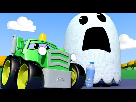 Baby Cars -  Baby Ben is PRANKING all Around!  - Car City ! Cars and Trucks Cartoon for kids