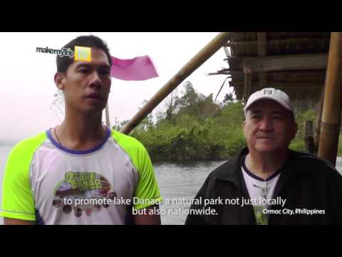 Ormoc City 2nd Lake Danao Sports Fest Tourism Video