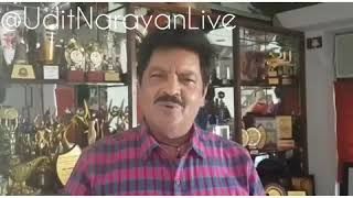 Udit Narayan Wishing Lata Mangeshkar 90th Birthday Udit Narayan Talks About Lata Mangeshkar