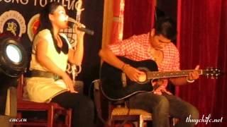 [14/10/2012] Kỷ niệm mái trường - Thùy Chi ft Tạ Quang Thắng