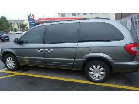 2007 chrysler grand voyager 3 3 ltd auto for sale on auto. Black Bedroom Furniture Sets. Home Design Ideas