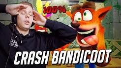 VUOSISADAN PELI! | CRASH BANDICOOT ( N Sane Trilogy PS4)