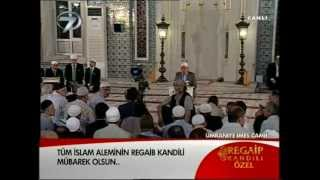 16 Mayis 2013 Kanal 7 Regaip Kandili Ozel Programi