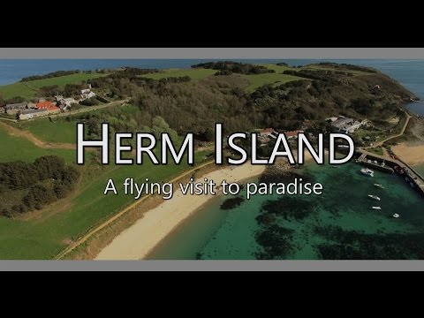 Herm Island - A flying visit to paradise